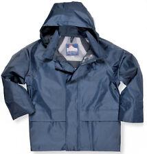 Chubasquero impermeable chaqueta lluvia mac colegio campo viaje festival