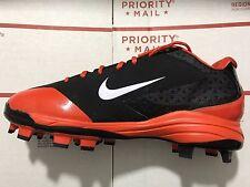 Nike Air Huarache Pro Low MCS Baseball Cleats 616922-019 MSRP $125