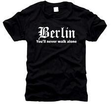 Berlin You'll never walk alone - T-Shirt, Gr. S bis XXXL