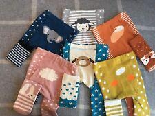 CLEARANCE Baby Leggings - Duck, Elephant, Bunny, Sheep, Fox, Dog **UK SELLER**