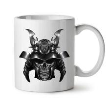 Fighter Asia Skull Fashion NEW White Tea Coffee Mug 11 oz | Wellcoda