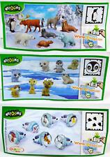 Natoons 2012 personaje individual con bpz AKF escoger polar animal niños stecktiere ueei