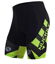 Outdoor Sport Men's Cycling Bicycle Bike Shorts Padded Braces 3D GEL Pants M-XXL
