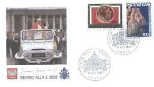 Poland 1987 Jan Pawel II papież John Paul Pope Papa Papst Giovani Paolo (87/20)