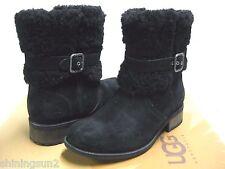Ugg Blayre II Black Women Boots US7/UK5.5/EU38/JP24