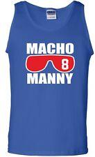 "Manny Machado Los Angeles Dodgers ""MACHO MANNY"" TANK-TOP"