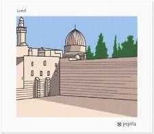 Kotel Needlepoint Canvas (Jewish/Judaica)