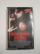 MIAMI SOUND MACHINE - EYES OF INNOCENCE - Cassette