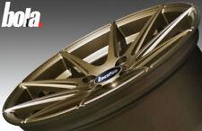 "NEW BOLA 17"" CSR alloy wheels MATT BRONZE FREE WHEEL BOLTS FREE UK DELIVERY"