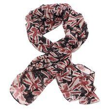 6857W sciarpa donna MOLLY BRACKEN multicolor pashmina scarf woman