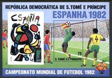 St. Tome 649, MNH World Football Championships s7343