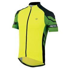Pearl Izumi Elite Jersey fahrrad-kurzarmtrikot hombre amarillo/VERDE CON