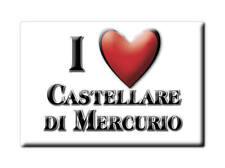 MAGNETS FRANCE - BASSE NORMANDIE I LOVE CASTELLARE DI MERCURIO (HAUTE CORSE)