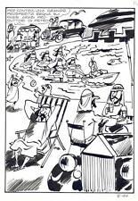 TELEROMPO  8 pag 14  Planche Originale