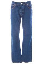 BLUE BLOOD Men's Everday RBJ Denim Button Fly Jeans MW08D40 $250 NWT