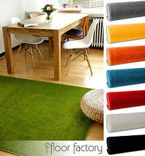 Alfombra moderna Kolibri - alfombra pelo corto colorida y de fácil cuidado