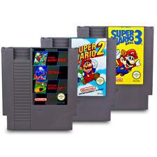 3 NES - NINTENDO ES Spiele 3 in 1 + SUPER MARIO BROS. 2 + SUPER MARIO BROS. 3