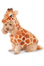 Zoo Animal Wild Giraffe Hoodie Pet Dog Costume