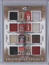 2015-16 Leaf In the Game Genesis Franchise Legacy #FL-11 Chicago Blackhawks Card