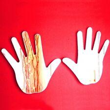 Par de manos Espejo acrílico (varios tamaños)