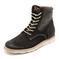 7067G polacchino uomo marrone YUKON JONES scarpa shoes men