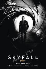 Posters USA - 007 Skyfall James Bond Movie Poster Glossy Finish - MOV209