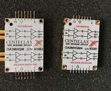 (1 pc) 100Gb/s DP-QPSK PM-QPSK Broadband 8V Modulator Driver Amplifier OA3MHQM/4