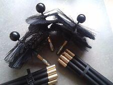 Chimney Rods & Brush British Made Brass Fittings