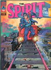 The Spirit #3 Warren 1974 VF- Mrs. Parafin, Silk Satin