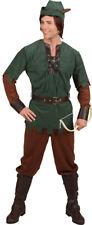 Mister Robin Hood Herrenkostüm NEU - Herren Karneval Fasching Verkleidung Kostüm