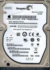 SEAGATE ST9250315ASG 250GB P/N: 9KAG32-040 F/W 0004APM2