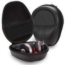 Black EVA Carrying Hard Case Cover for Headphones Headset Universal
