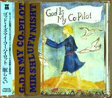 GOD IS MY CO-PILOT Mir Shlufn Nisht oop Japan CD