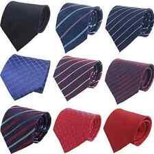 Moda de alta calidad de Seda Tejida Jacquard clásica a rayas Corbata Hombre Corbata De Boda