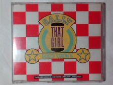 GUCCI CREW II Sally that girl cd singolo GERMANY