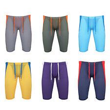 Men Training Running Tight Sport Shorts Fitness Gym Base Layer Yoga Short Pants