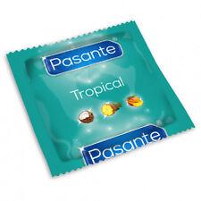 Pasante Tropische Aromatisiert Kondome Latex elektronisch getestet