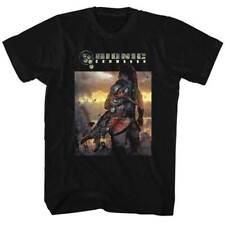 Bionic Commando Damaged Road X Box 360 NES Video Game Adult T Shirt
