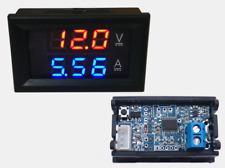 DC100V 10/50/100A LED Digital Panel Voltage Meter Tester Gauge Voltmeter Ammeter