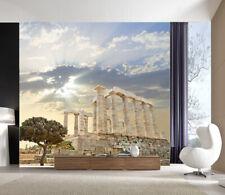 3D siti storici 3 Parete Murale Foto Carta da parati immagine sfondo muro stampa