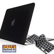"""Laptop Matt Rubberized Hard Case Keyboard Skin Cover for MacBook Air Pro 11"""""""