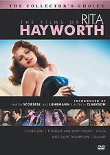 The Films of Rita Hayworth (Cover Girl / Tonight and Every Night / Gilda / Salom