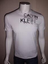 T Shirt Calvin Klein Homme manche courte noir ou blanc CMP32L Taille S M L XL