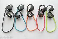 NEW Wireless Bluetooth 4.1 Headset Sport Headphone Earphone Mic iPhone Samsung