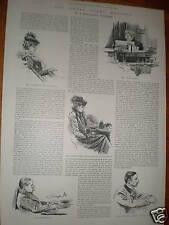 Gioielleria rubata Miss Osborne V Mrs HARGREAVES 1891