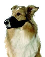 Orginal Karlie Hundemaulkorb aus Nylon schwarz verschiedene Größen