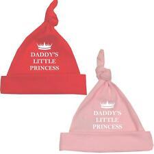 babyprem de Daddy Princesa Niñas Gorro Prematuro NEONATAL Pequeño Ropa Bebé