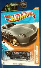 Hot Wheels Fast Felion  on Green Lantern card