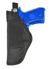 New Barsony OWB Gun Belt Loop Holster for Ruger, Star Full Size 9mm 40 45
