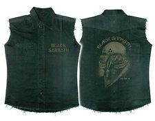 Official Black Sabbath - U.S Tour '78 - Sleeveless Work Shirt